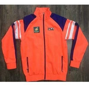 Tennis Jacket FILA BNP Paribas Open Small